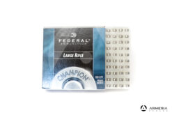 Inneschi Federal 210 Large Rifle Primers - 100 pz