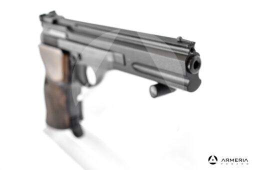 Pistola semiautomatica Beretta modello 76 calibro 22 Canna 5.5 mirino