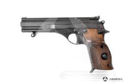 Pistola semiautomatica Beretta modello 76 calibro 22 Canna 5.5 lato