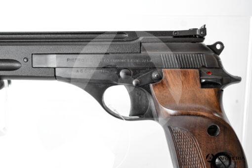 Pistola semiautomatica Beretta modello 76 calibro 22 Canna 5.5 macro