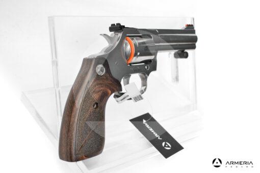 "Revolver Colt modello King Cobra canna 4"" calibro 357 Magnum calcio"