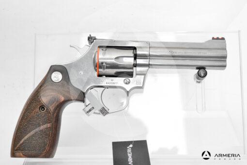 "Revolver Colt modello King Cobra canna 4"" calibro 357 Magnum"