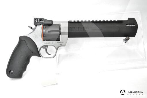 Revolver Taurus modello Racing Hunter canna 8.37 calibro 44 Remington Magnum bicolore