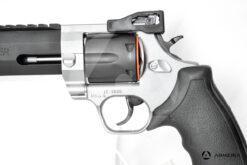 Revolver Taurus modello Racing Hunter canna 8.37 calibro 44 Remington Magnum bicolore macro