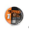 Scatola pallini Sports Match Pellets calibro 4.5mm - a punta piatta