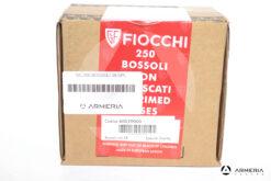 Bossoli Fiocchi calibro 38 Special - 250 pezzi