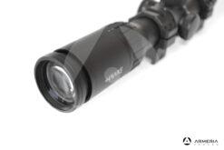 Cannocchiale ottica da puntamento Hawke Frontier 30 1-6x24 L4A Dot IR usato lente