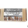 Palle ogive per pistola Fiocchi calibro 45 ACP 230 grani RNCP – 250 pezzi