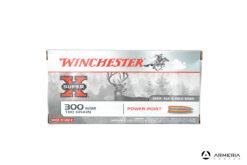 Winchester Super X Power-Point calibro 300 WSM 180 grani - 20 cartucce
