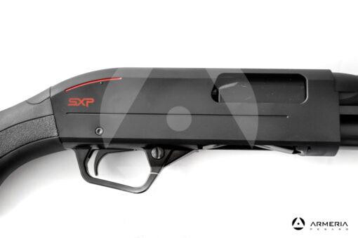 Fucile semiautomatico a pompa Winchester modello SXP calibro 12 grilletto