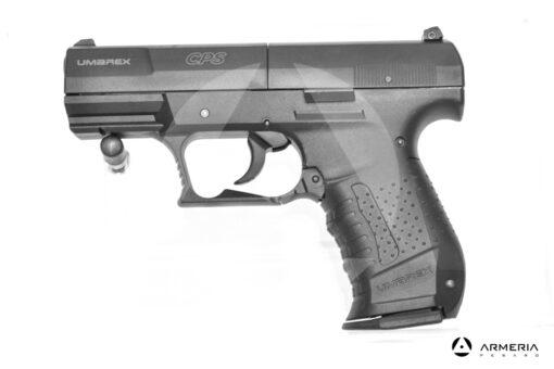 Pistola Umarex modello CPS calibro 4.5 ad aria compressa