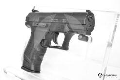 Pistola Umarex modello CPS calibro 4.5 ad aria compressa mirino