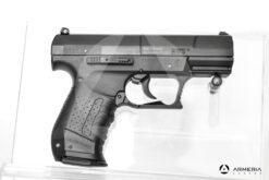 Pistola Umarex modello CPS calibro 4.5 ad aria compressa lato