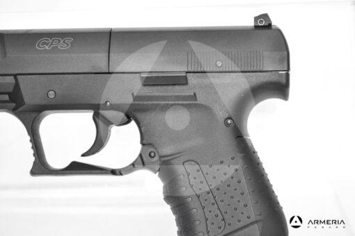 Pistola Umarex modello CPS calibro 4.5 ad aria compressa macro