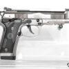 Pistola semiautomatica Beretta modello 92X Performance calibro 9x21 Canna 5