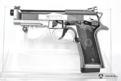 Pistola semiautomatica Beretta modello 92X Performance calibro 9x21 Canna 5 lato
