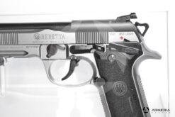 Pistola semiautomatica Beretta modello 92X Performance calibro 9x21 Canna 5 macro
