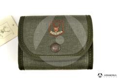 Porta cartucce munizioni 10 colpi logo Riserva caccia