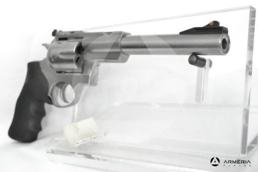 Revolver Ruger modello Super Redhawk canna 7.5 calibro 44 Magnum canna