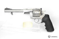 Revolver Ruger modello Super Redhawk canna 7.5 calibro 44 Magnum lato