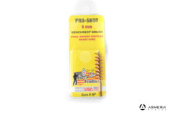 Scovolo in bronzo Pro Shot 9mm Benchrest brush