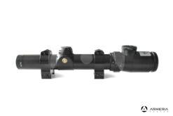 Cannocchiale Bushnell Elite 1.25-4x24 illuminato E1224 con anelli