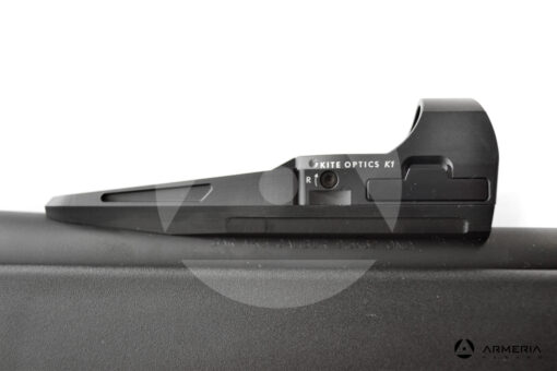 Carabina semiautomatica Browning modello MK3 Tracker Reflex calibro 9.3x62 kite lato