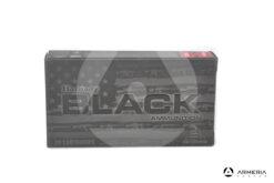 Hornady Black calibro 300 Blackout 208 grani Amax - 20 cartucce