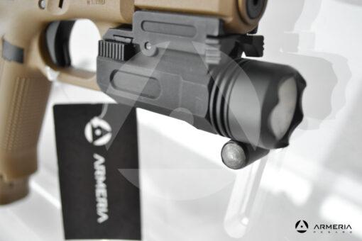 Pistola semiautomatica Glock modello 19X FDE calibro 9x21 canna 4 torcia