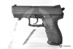 Pistola semiautomatica H&K modello P30 calibro 9x21 canna 4