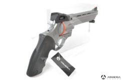 "Revolver Taurus modello Classic 608 canna 6.5"" calibro 357 Remington Magnum calcio"