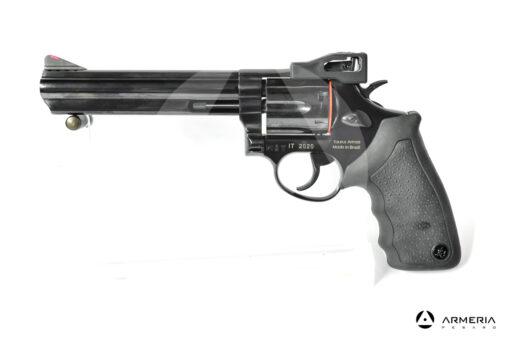 """Revolver Taurus modello Classic 669 canna 6"""" calibro 357 Remington Magnum lato"""