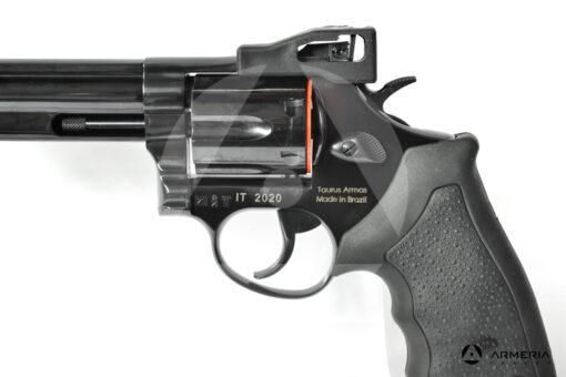 "Revolver Taurus modello Classic 669 canna 6"" calibro 357 Remington Magnum macro"