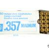 Bossoli Geco calibro 357 Magnum - 50 pezzi