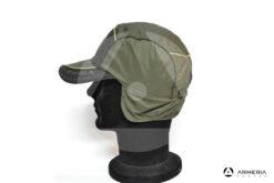 Cappello berretto Trabaldo Denali Winter caccia taglia III lato