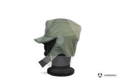 Cappello berretto Trabaldo Kombat caccia taglia L lato