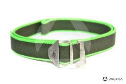Cintura Trabaldo Stretch taglia Unica Verde macro