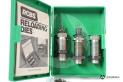 Dies RCBS 3-Die Set calibro 32 S&W Long - 32 H&R Magnum Gruppo B #21408 macro