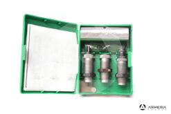 Dies RCBS 3-Die TC Set calibro 9mm Luger Gruppo B #20510 macro
