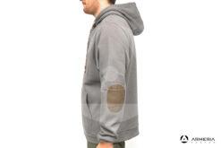 Giacca Felpa Browning Snapshot Ashgrey taglia XL lato
