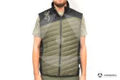 Giacca smanicato Browning XPO ColdKill 2 dark green taglia 2XL