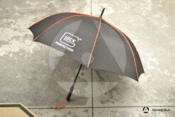 Ombrello Fare modello Glock nero Arancio