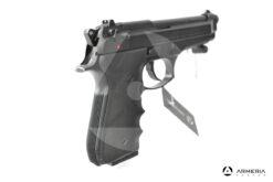 Pistola semiautomatica Beretta modello 98 FS calibro 9×21 canna 5″ usata calcio