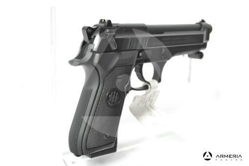 Pistola semiautomatica Beretta modello 98 FS calibro 9x21 canna 5 calcio