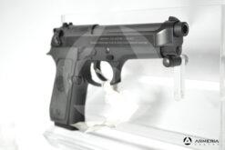 Pistola semiautomatica Beretta modello 98 FS calibro 9x21 canna 5 mirino