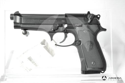 Pistola semiautomatica Beretta modello 98 FS calibro 9x21 canna 5 lato