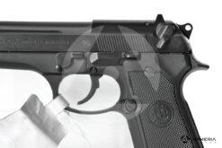 Pistola semiautomatica Beretta modello 98 FS calibro 9x21 canna 5 macro
