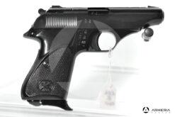 Pistola semiautomatica Bernardelli modello 60 calibro 7.65 Canna 2.5 lato