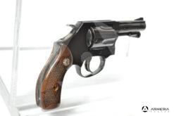 Revolver Smith & Wesson modello 36-10 canna 2.5 calibro 38 Special calcio