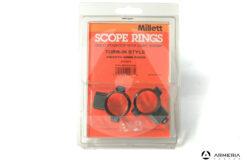Supporti ad anello Millett 30mm Alti #SR00006